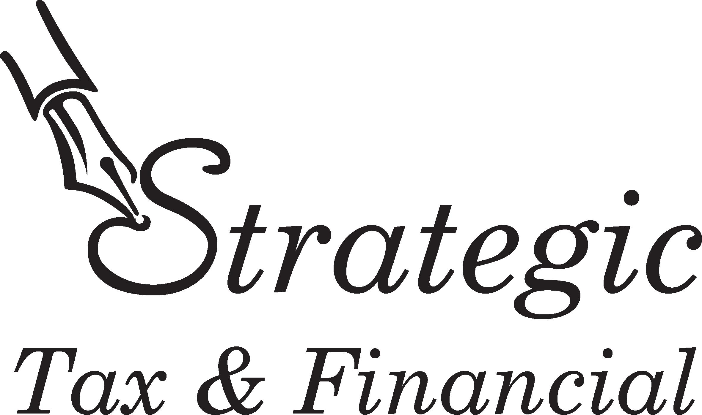 Strategic Tax & Financial